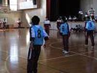 2年男子バスケットボール