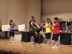 トロンボーン4重奏
