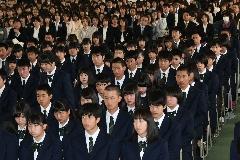 入学式08