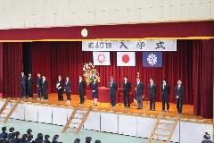 入学式09