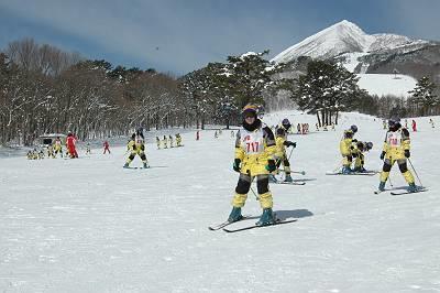 スキー集団宿泊研修1