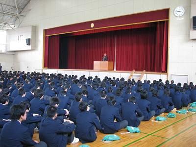 生徒指導部長講話H22-5