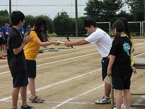 体育祭予行4