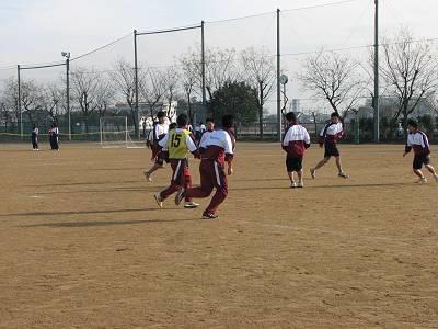 3年男子 サッカー