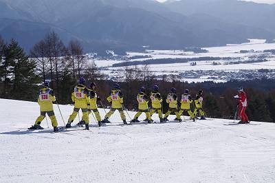 スキー集団宿泊研修2