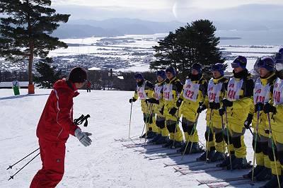 スキー集団宿泊研修3