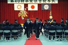 卒業式12